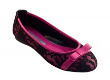 Alice 151 Black/Fushia